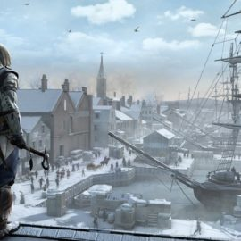 Assassin's Creed III мультиплейер