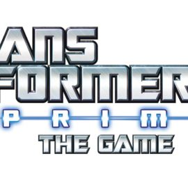 Trans Formers PRIME The Game на Nintendo Wii U
