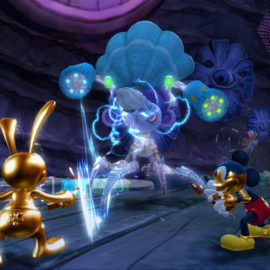 Epic Mickey 2: The Power of Two новые скриншоты