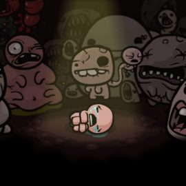 The Binding of Isaac в eShop?