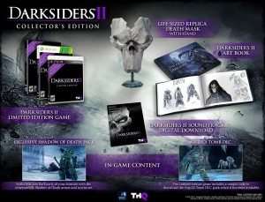 Darksiders® II Wii U Limited Edition wii u