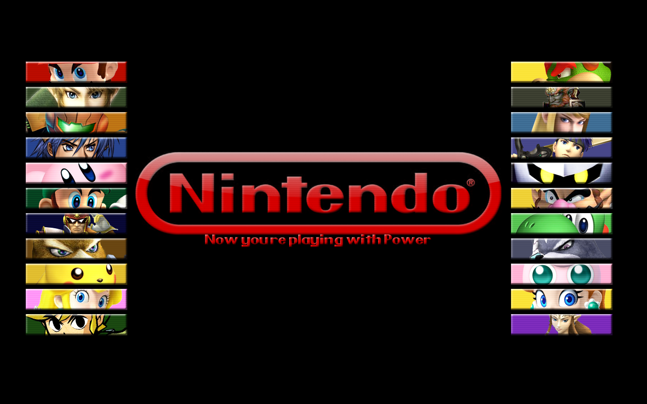 Nintendo_Wallpaper_by_CaptainEllipsis