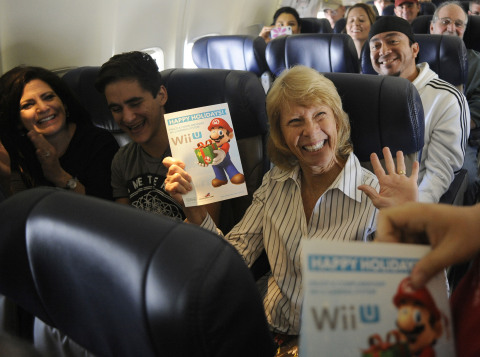Nintendo Southwest Partnership Stunt