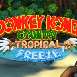 Donkey Kong Country: Tropical Freeze – World 2
