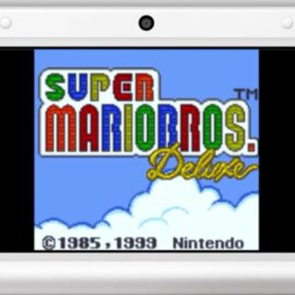 Super Mario Bros. Deluxe 3DS Virtual Console – трейлер