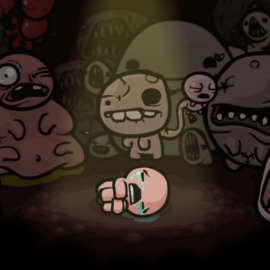 МакМиллен: Binding of Isaac на 3DS возможен
