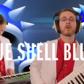 Mario Kart 8 – Blue Shell Blues