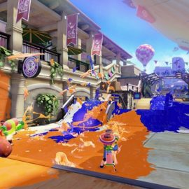 Splatoon: вести с полей и кальмарская анатомия