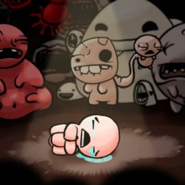Binding of Isaac делают на 3DS?