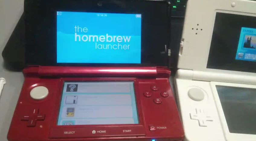 Homebrew 3DS 1
