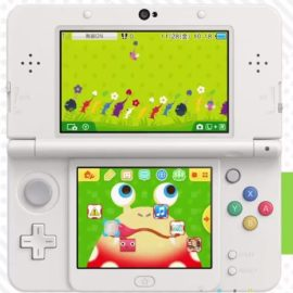 Pikmin 3DS – темы