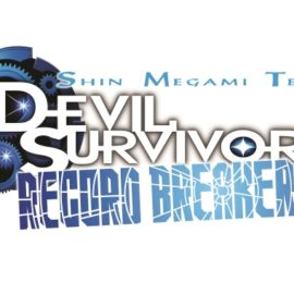 Devil Survivor 2: RB трейлеры