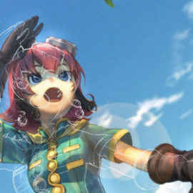 Rodea: The Sky Soldier 3DS footage