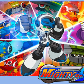 Mighty No. 9 – дата выхода и поддержка русского языка
