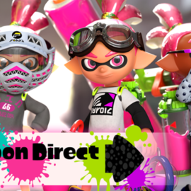 Пресс-релиз. Splatoon Direct 7 мая
