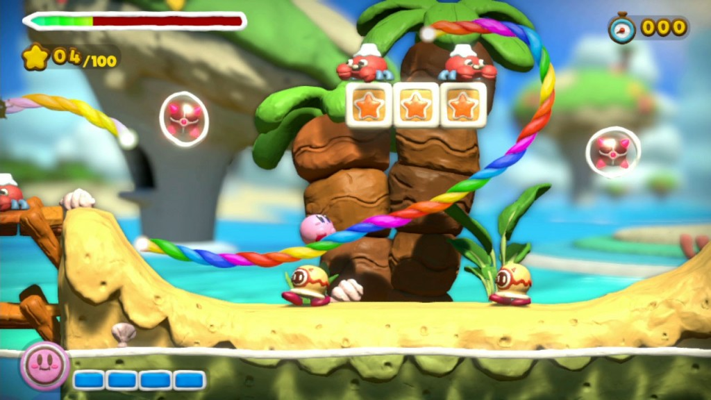 Kirby and the Rainbow Paintbrush Wii U 15