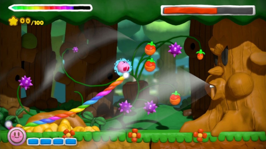 Kirby and the Rainbow Paintbrush Wii U 16