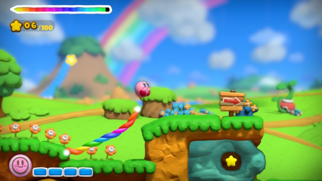 Kirby and the Rainbow Paintbrush Wii U 17