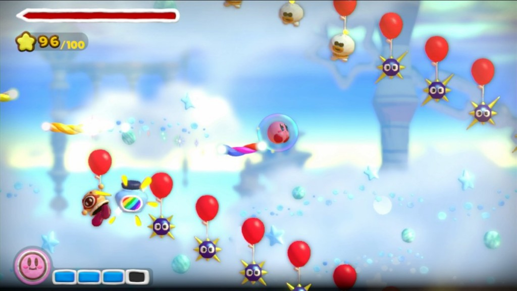 Kirby and the Rainbow Paintbrush Wii U 2
