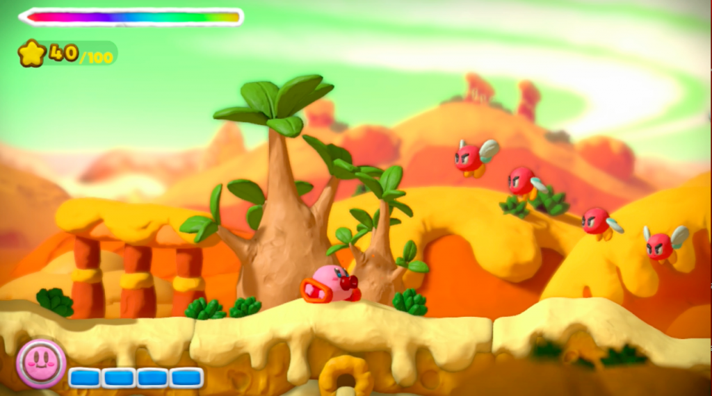 Kirby and the Rainbow Paintbrush Wii U 3