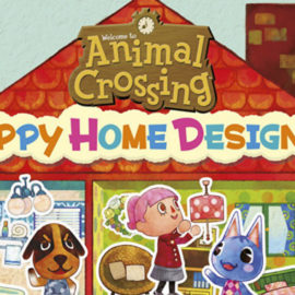 Композиция Казуми Тотака в Animal Crossing Happy Home Designer