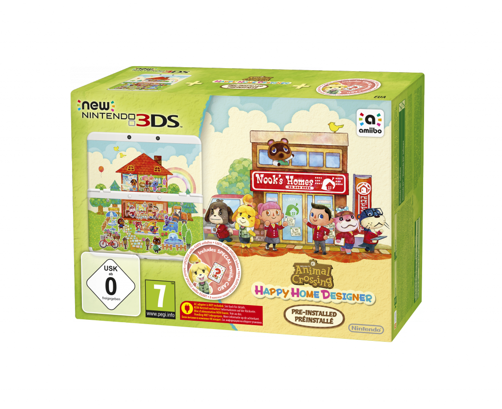 New Nintendo 3DS AC HHD Pack