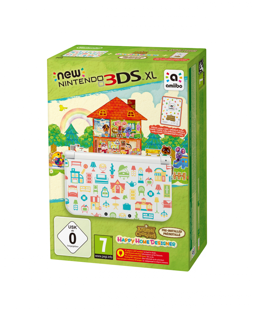 New Nintendo 3DS XL AC HHD Edition_PS