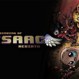 Подробности о Binding Of Isaac: Rebirth для New 3DS