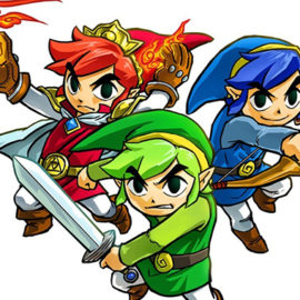 Новые детали The Legend of Zelda: Tri Force Heroes