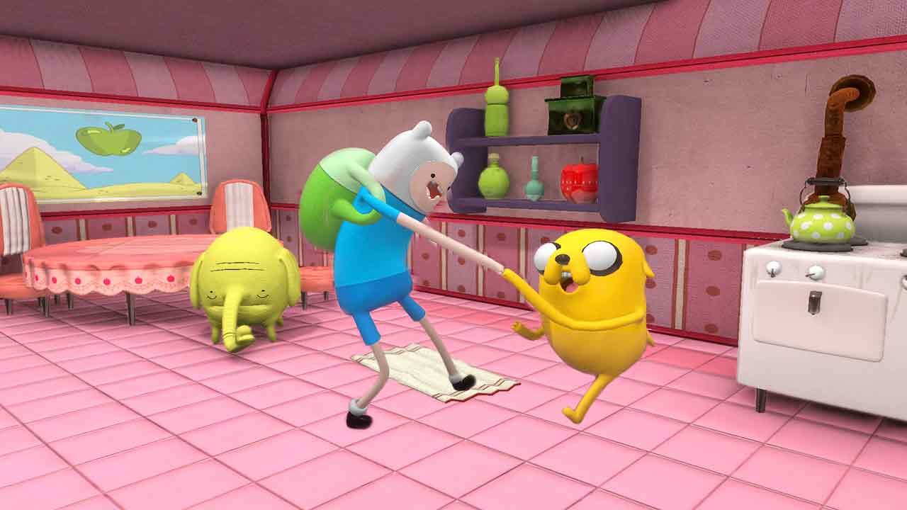 Adventure Time: Finn and Jake Investigations WUP_BFNP_ATJFI_screen_3_ALL