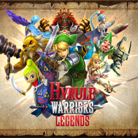 Hyrule Warriors Legends Treasure Box