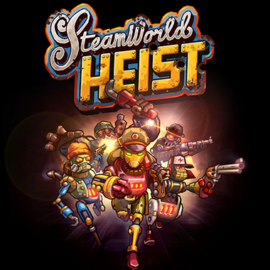 Дополнение The Outsider выходит для SteamWorld Heist
