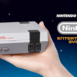 Nintendo Entertainment System: NES Classic Edition: первая реклама