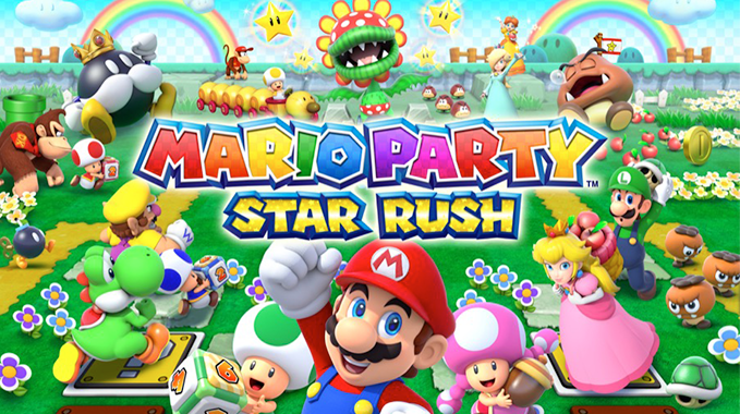 По следам Nintendo 3DS Direct: Mario Party: Star Rush (!обновлено)