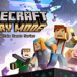 Minecraft: Story Mode – The Complete Adventure выйдет на Wii U в декабре