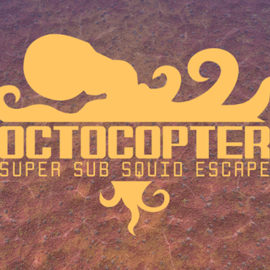 Octocopter: Super Sub Squid Escape вынырнула в eShop
