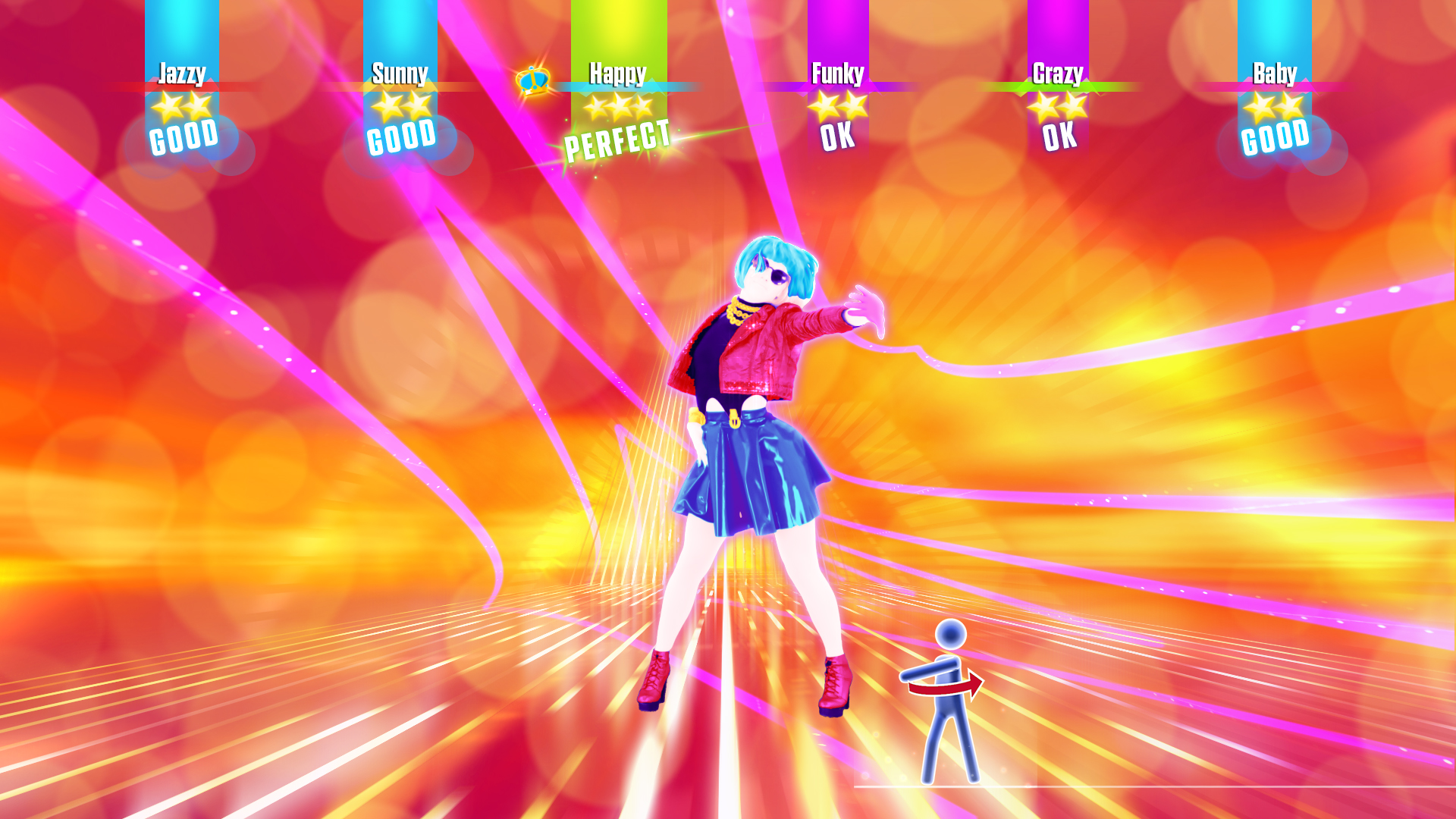 Just Dance 2017 Switch 2