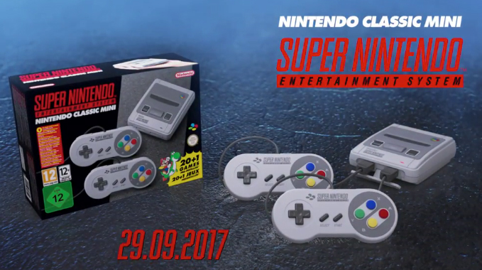 SNES Mini slider Ru