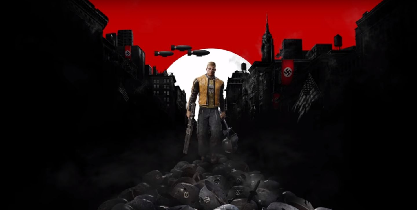 Wolfenstain II The New Colossus-switch