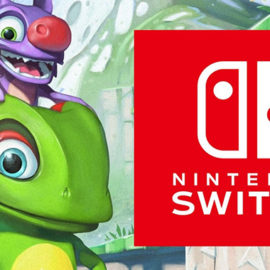 Судьба Yooka-Laylee для Nintendo Switch