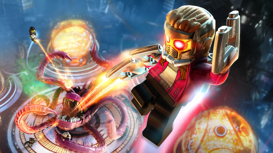 Marvel's Guardians of the Galaxy- Vol. 2 Movie Character and Level Pack Pack LEGO MARVEL Super Heroes 2