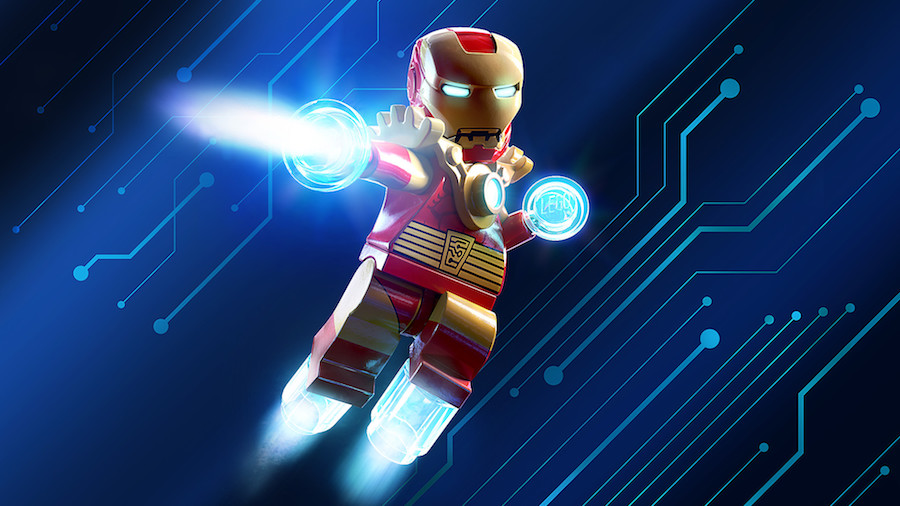 Out of Time Character Pack LEGO MARVEL Super Heroes 2