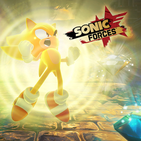 Super Sonic Sonic Forces
