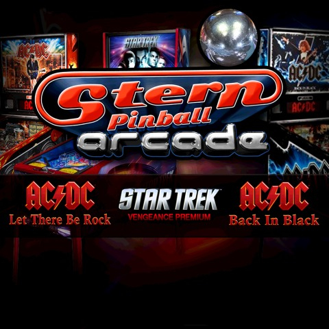 Limited Edition Add-on Pack 1 Stern Pinball Arcade