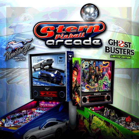 Limited Edition Add-on Pack 2 Stern Pinball Arcade