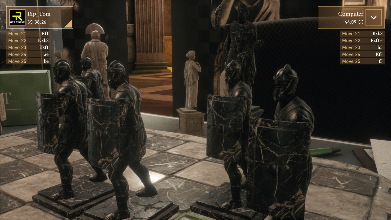 Pantheon Game Pack Chess Ultra