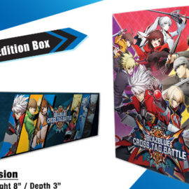 BlazBlue: Cross Tag Battle Collector's Edition может выйти и в Европе