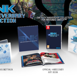 Изучаем состав SNK 40th ANNIVERSARY COLLECTION Limited Edition вместе