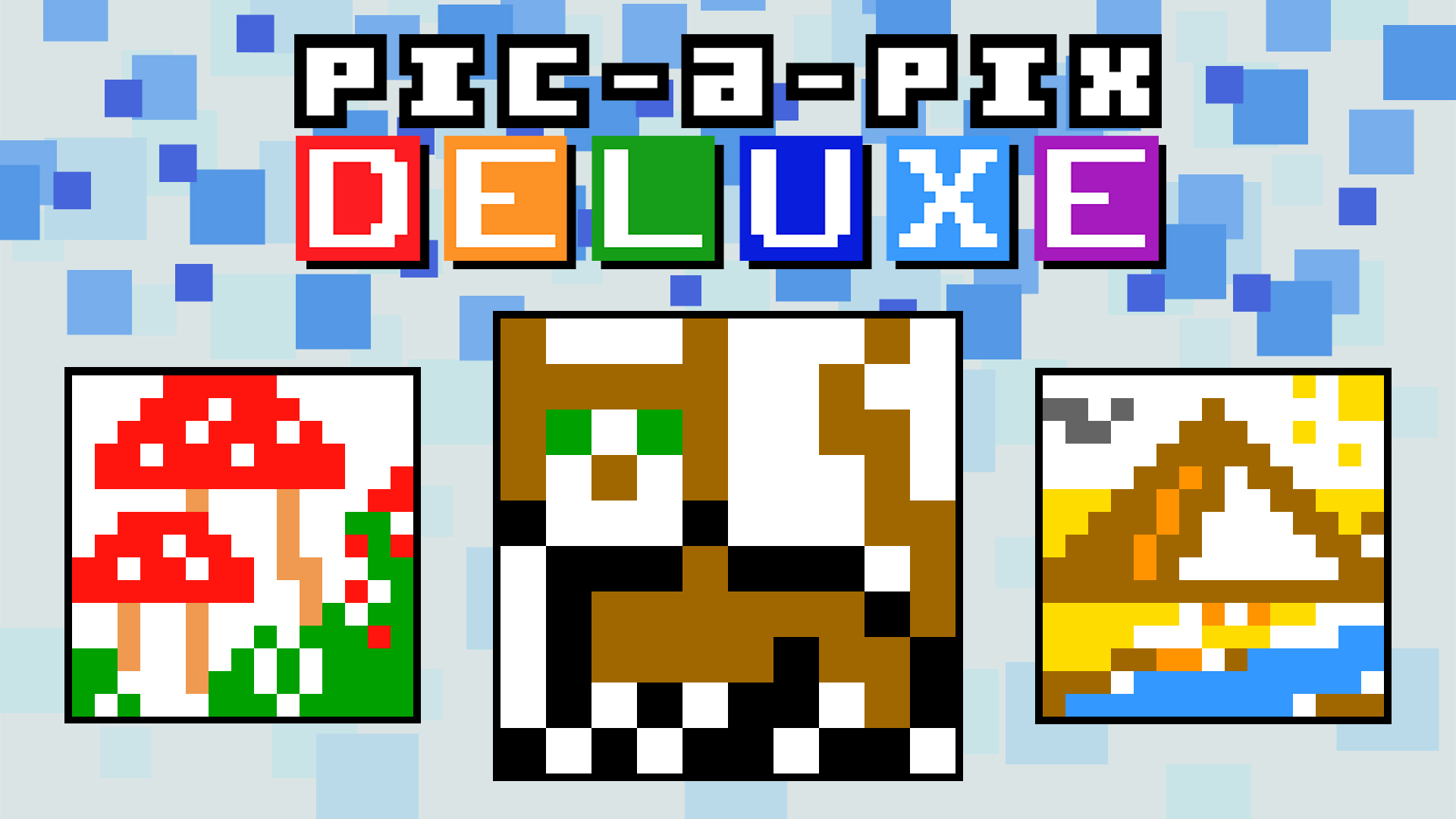 Pic-a-Pix Deluxe - Small Puzzles 5