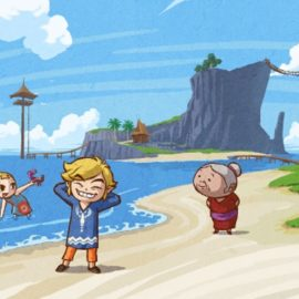 Новые скидки в My Nintendo для Wii U: The Legend of Zelda: Wind Waker HD, Mother 2 и не только